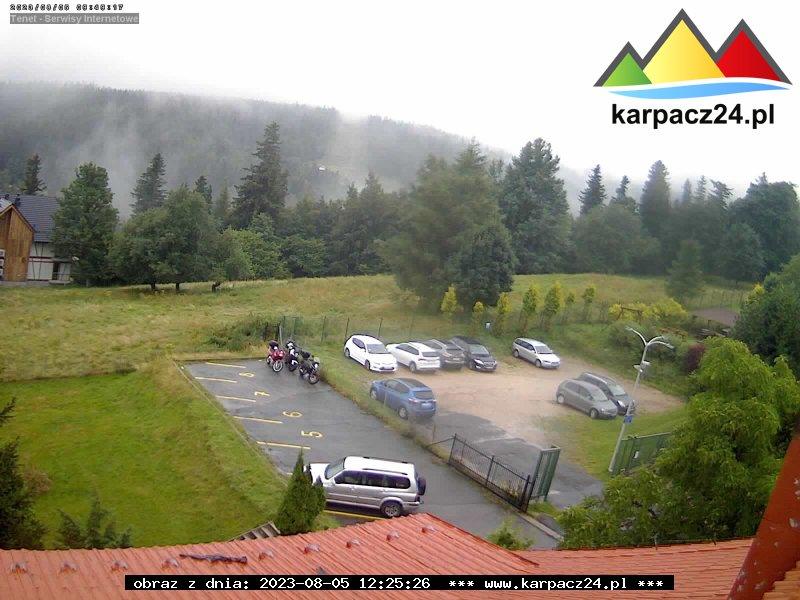 Webcam Skigebiet Karpacz cam 8 - Riesengebirge