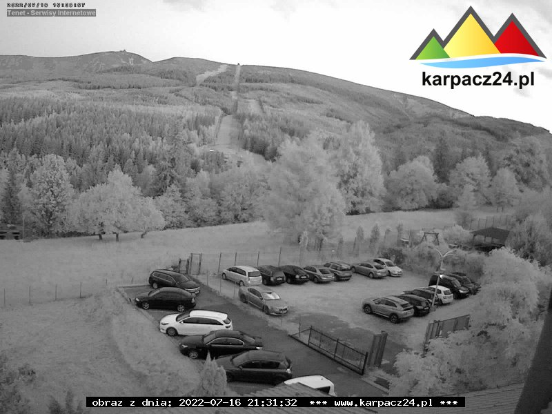 Webcam Skigebiet Karpacz cam 9 - Riesengebirge