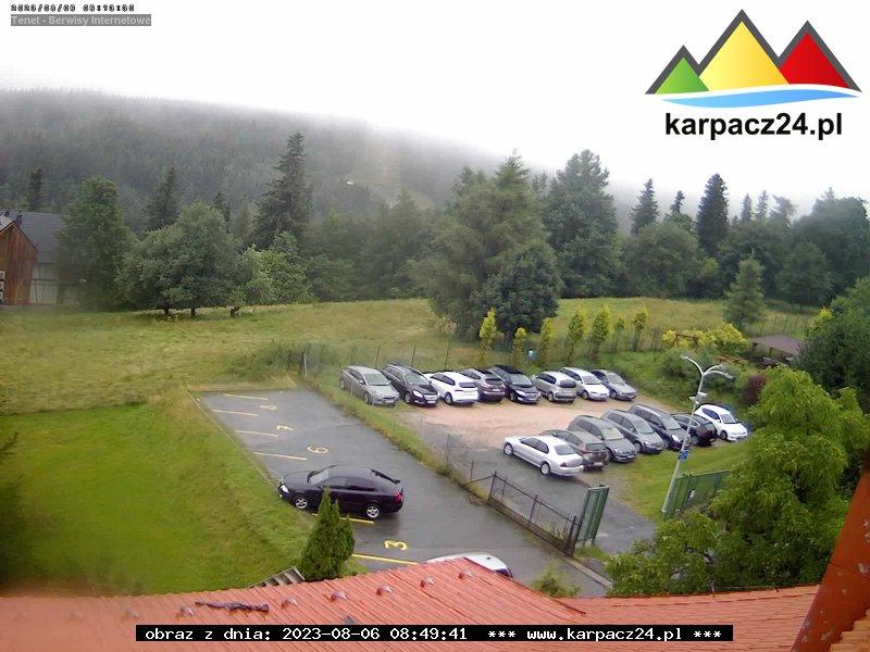 Webcam Skigebiet Karpacz cam 4 - Riesengebirge