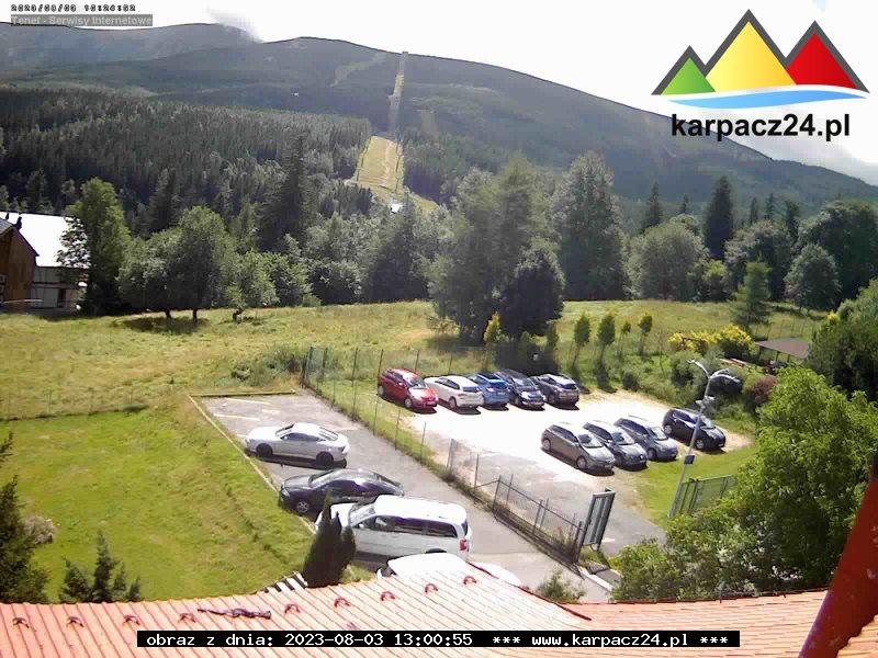 Webcam Skigebiet Karpacz cam 7 - Riesengebirge