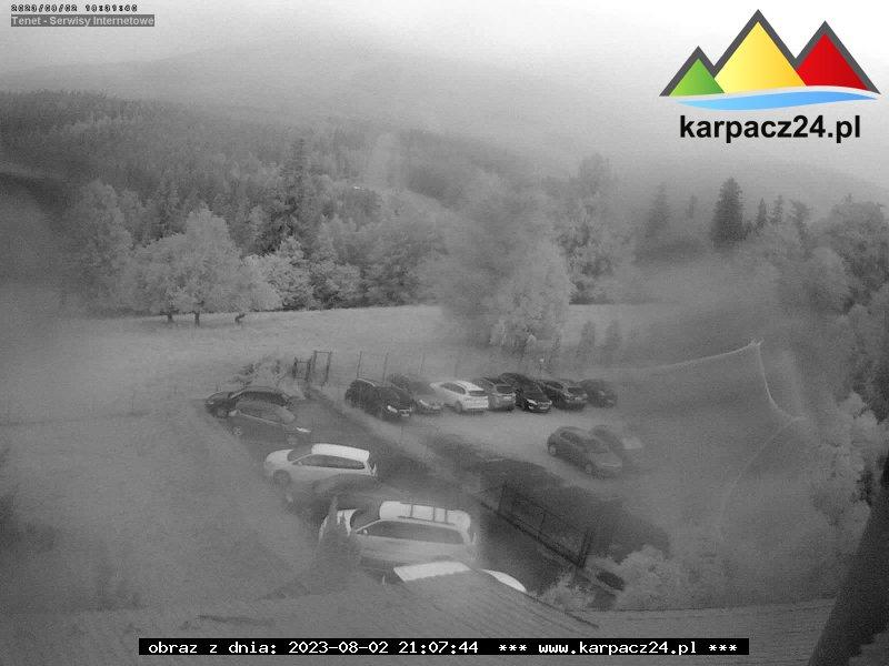 Webcam Skigebied Karpacz cam 7 - Reuzengebergte
