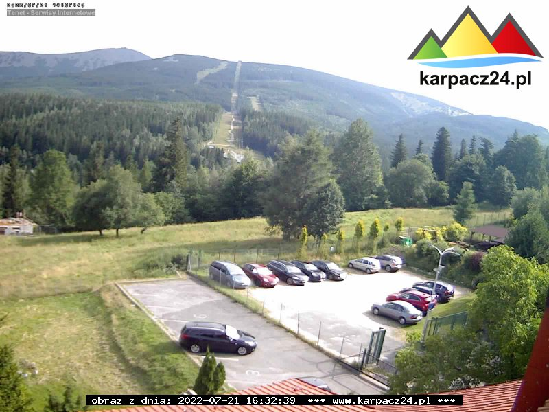 Webcam Ski Resort Karpacz cam 7 - Giant Mountains