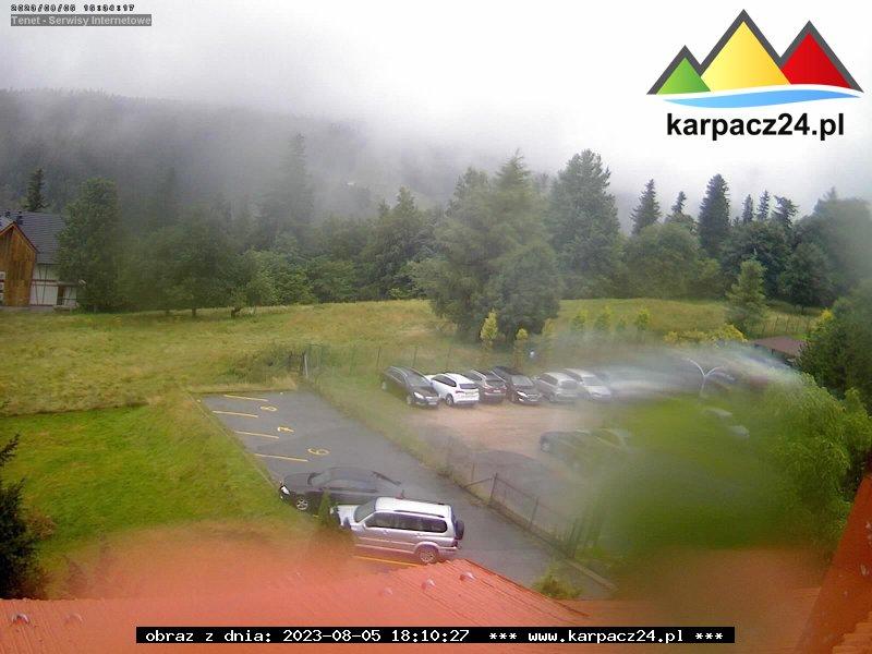 Webcam Skigebiet Karpacz cam 6 - Riesengebirge